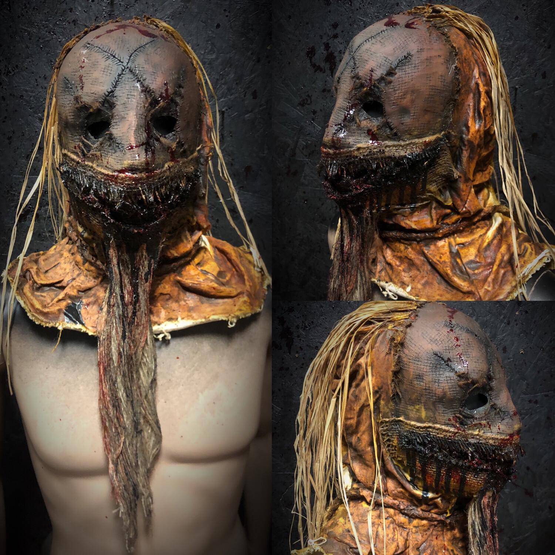 Corn Man Mask