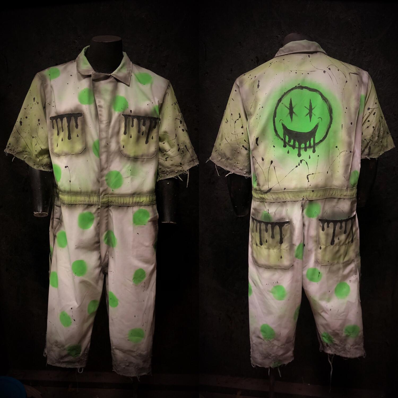 Toxic Clown Jumpsuit