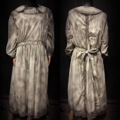Vintage Nurse Dress W/Apron