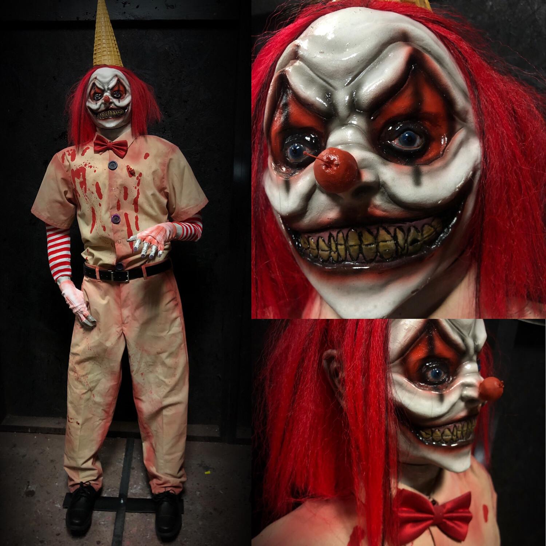 Ice Cream Clown Super Flex