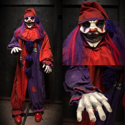 Customizable Clown Super Flex