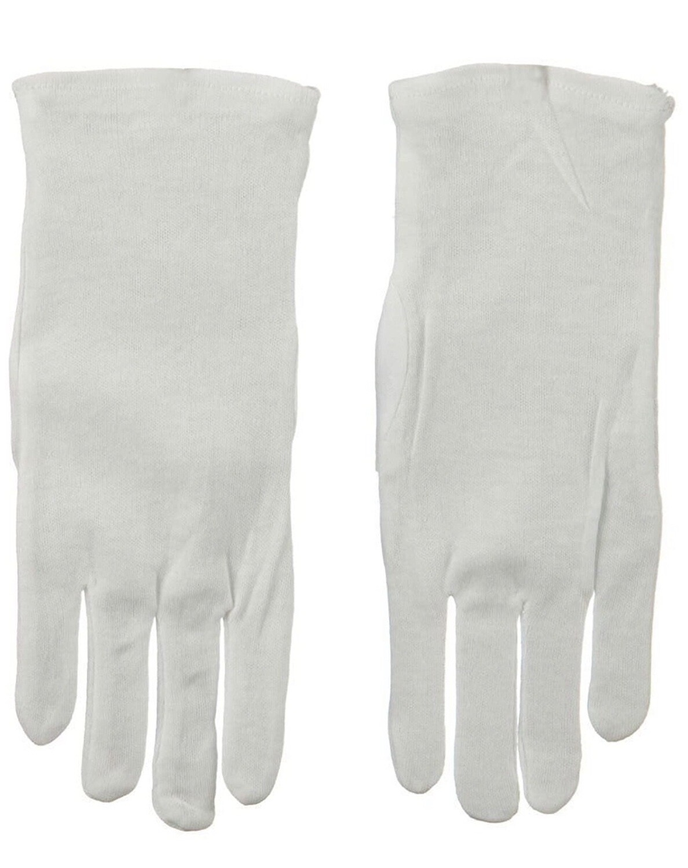 White Clown Gloves