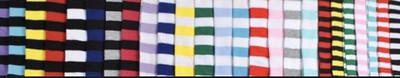 Striped Clown Arm Sleeves