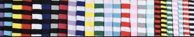 Striped Clown Socks