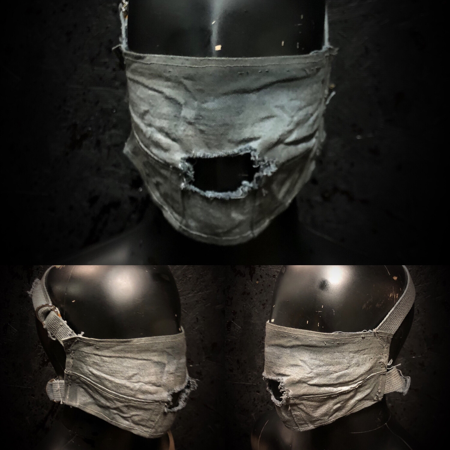 Psychoscareapy Surgical Mask