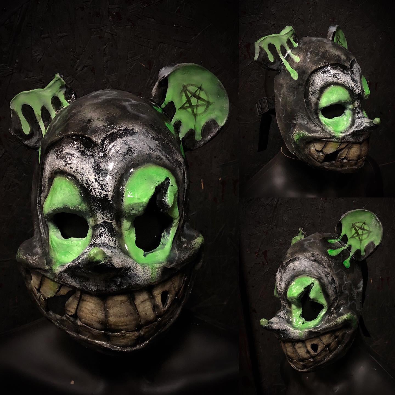 Toxic Rat Mask