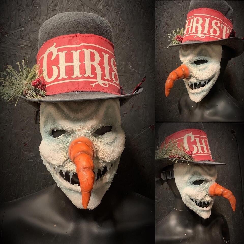 Frosty Mask