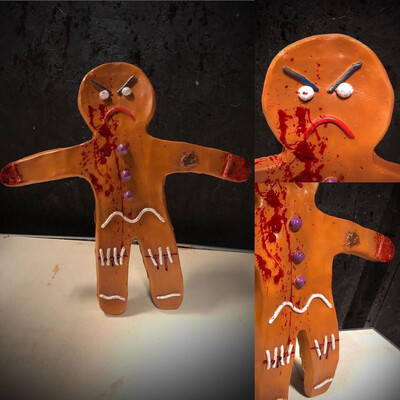 Gingy & Stabby Set