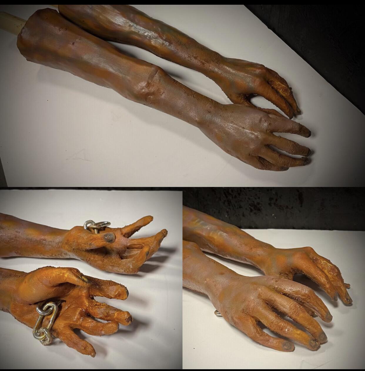 Prop Hands & Feet