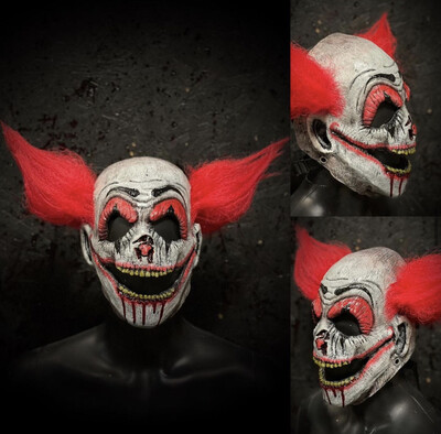 Clown Ghoul Mask