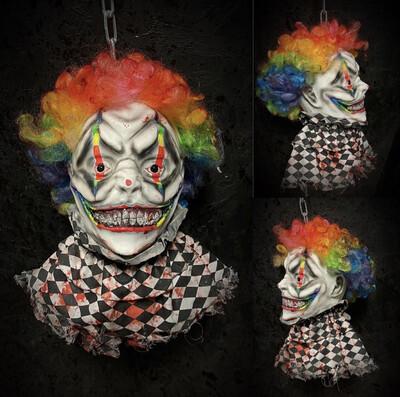Decapitated Clown Head