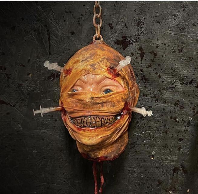 Schizo Asylum Head