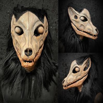 Wolfsbane Mask