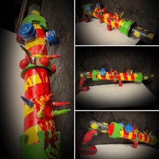 Clown War Horn