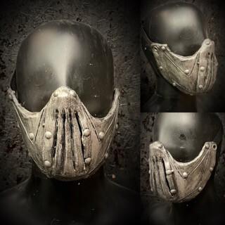 Steel Restraint Mask