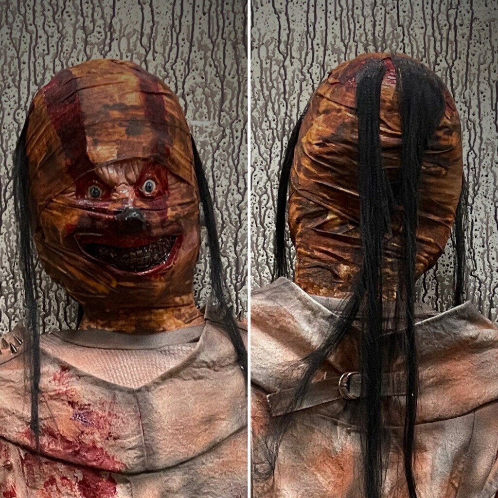 Asylum Clown Mask