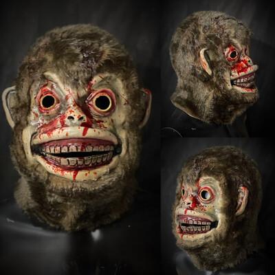 Calliope Mask