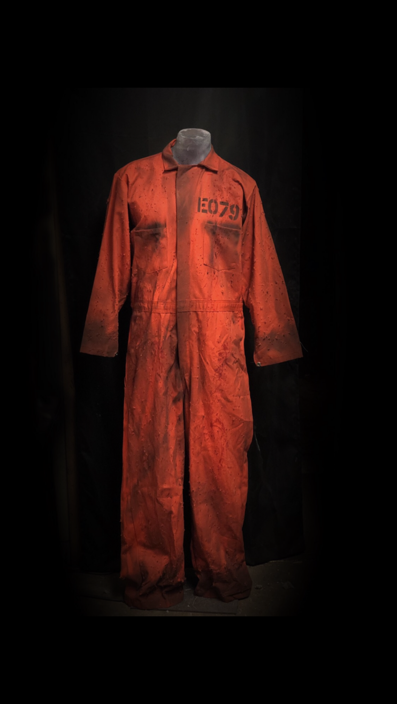 """Inmate"" Jumpsuit 2X"