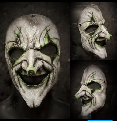 The Jester Mask