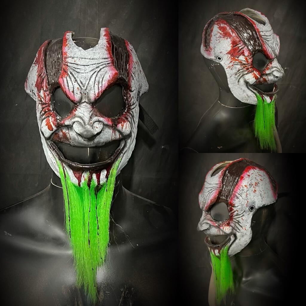 Flayed Clown