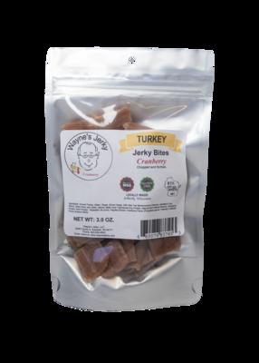 Cranberry Turkey Jerky