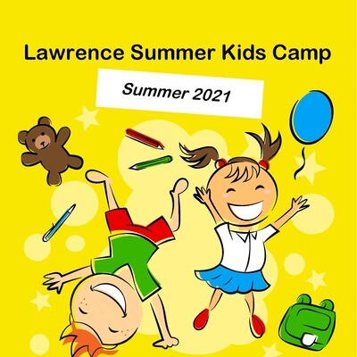 LSKC Summer 2021 weekly fee  ($135 per child per 1 week session)