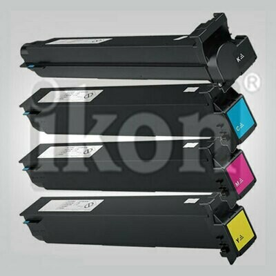 Set toner for KM BIZHUB C452/C552/C652-4 PACK TN-613