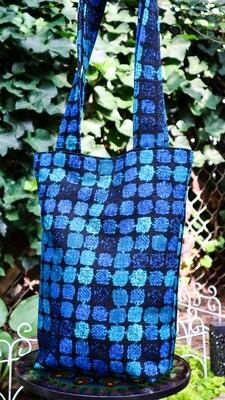 Blue Amaze Basic Tote