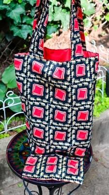 Red Haiku Bag Bundle