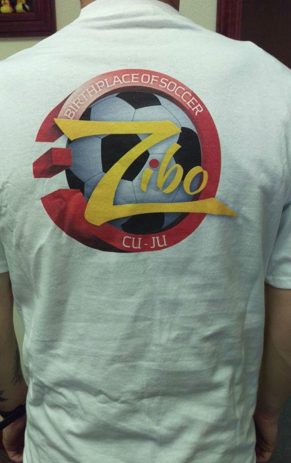 Zibo T-Shirt 100% cotton