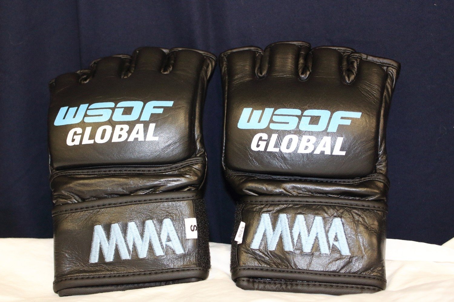 Official WSOF-GC Gloves