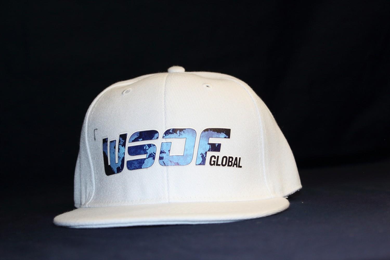 WSOF Global White Cap