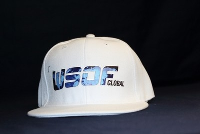 WSOF Global White Cap