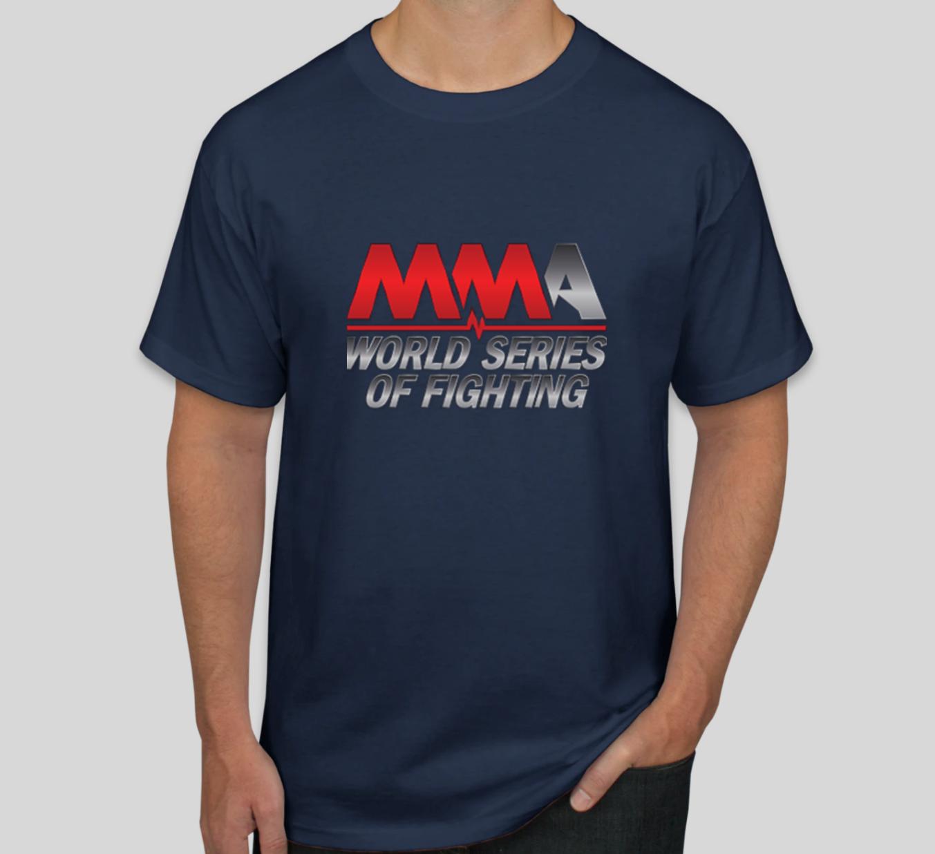 MMA World Series of Fighting New Shirt
