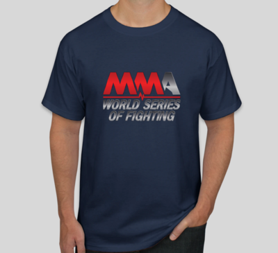 MMA World Series of Fighting New Shirt