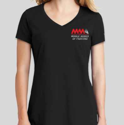 New MMA Woman's Shirt