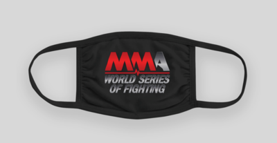 Official MMA World Series of Fighting Mask