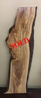 Olive Wood Charcuterie Board -N/A