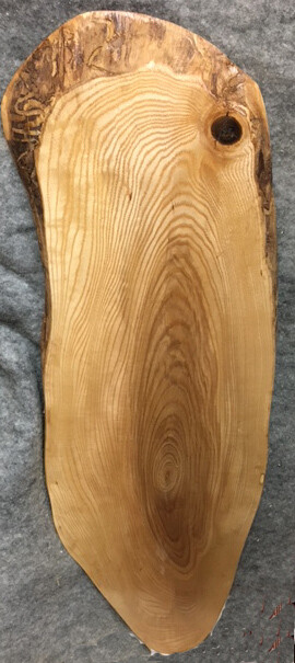 Small Oval Elm Charcuterie Board -CB#2OVL