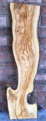 Olive Wood Charcuterie Board -#119