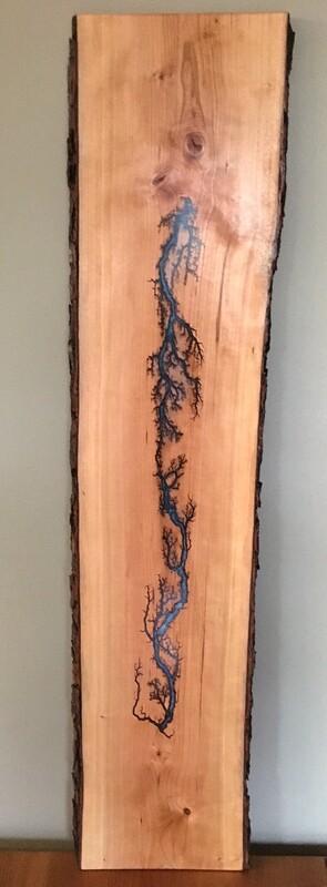 Maple Charcuterie Board -#130