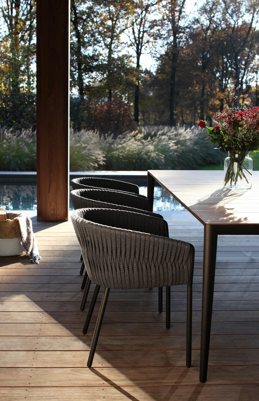 TWIST Твист плетеная мебель Royal Botania Бельгия