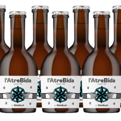 Pack 9 x L'AtreBida (Hazy IPA)