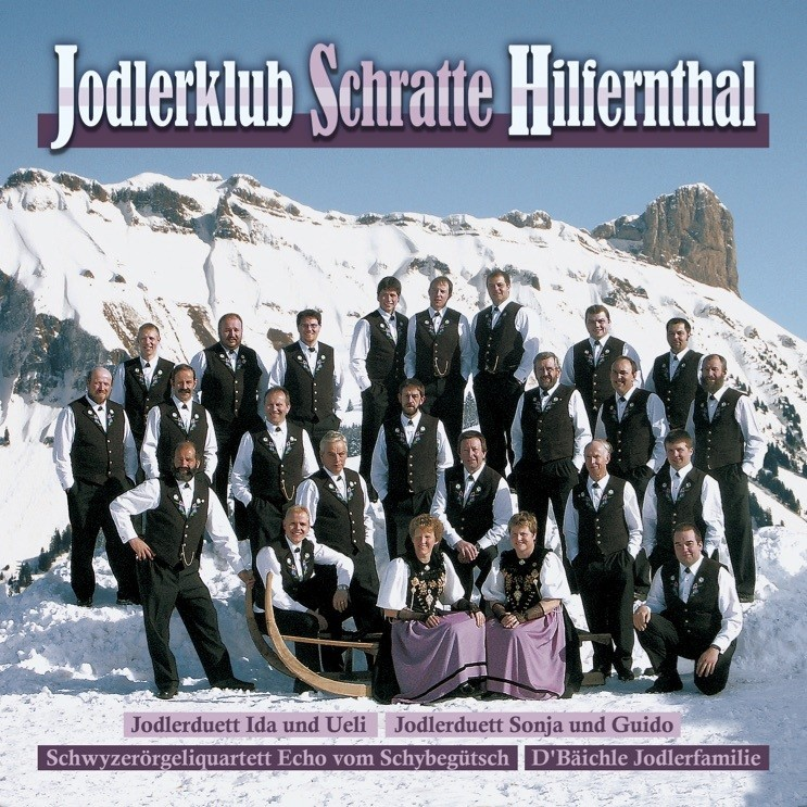 CD Jodlerklub Schratte Hilfernthal