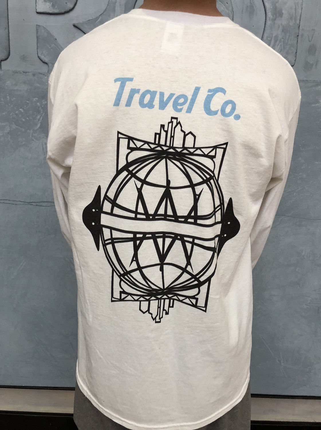 Viaggi Travel Co. Longsleeve