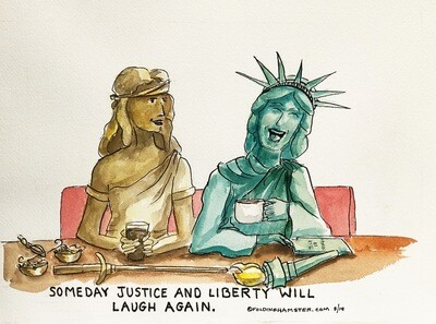 Justice and Liberty
