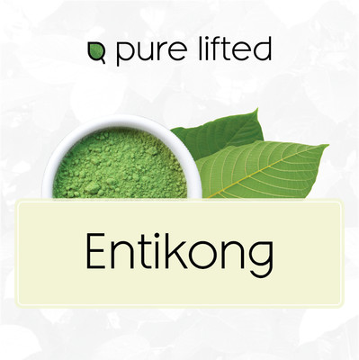 Green Entikong (Kratom Powder)