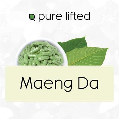Maeng Da Strains (Kratom Capsules)