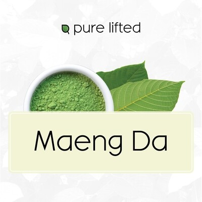 White Maeng Da (On Sale Kratom Powder)