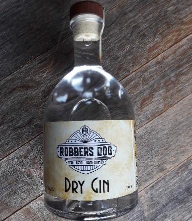 Robbers Dog Dry Gin